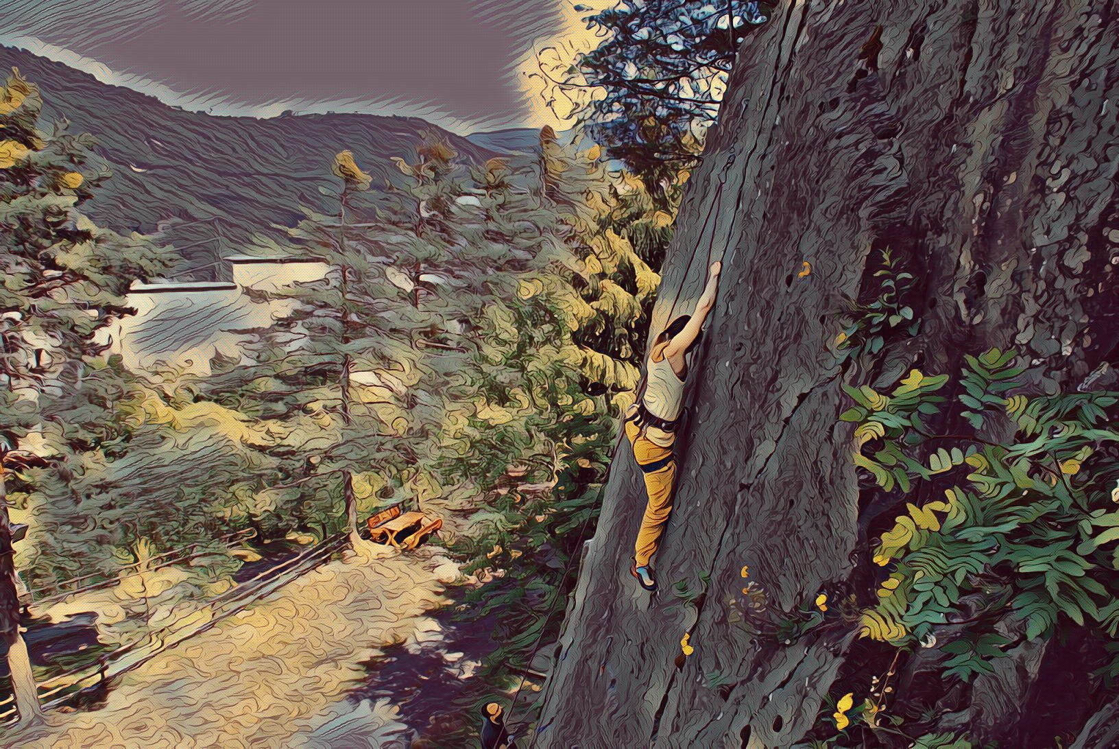 Hohe Festung – Settore B
